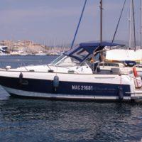 Vente bateau moteur Ombrine 801