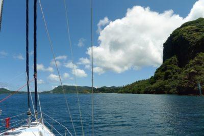 Les îles sous le vent - Courtois sur Enjoy