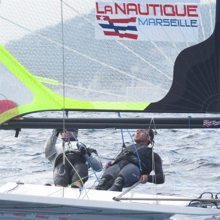 Sailing Worldcup Hyères : les équipages de la Nautique vous racontent