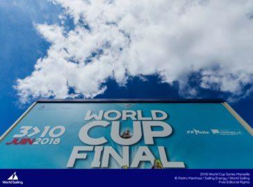 C'est parti pour les World Cup Series Final Marseille 2018