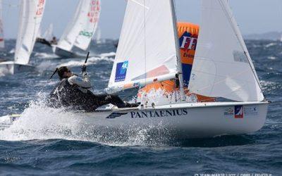 Ingrid Petitjean et Nadège Douroux  5 éme au championnat du monde à Barcelone