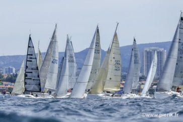 Quadrasolo Méditerranée: finale en rade de Marseille