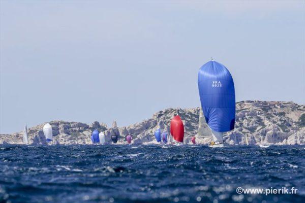 La Quadrasolo Méditerranée à Sanary sur mer, jour 1