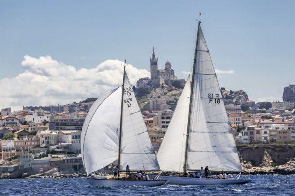 Les Voiles du Vieux-Port : Au cœur du Patrimoine Maritime Marseillais