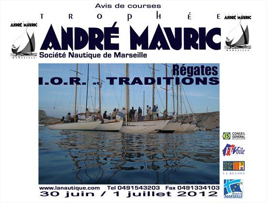 Trophée André Mauric 2012