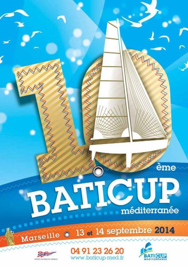 BATICUP Méditerranée 2014