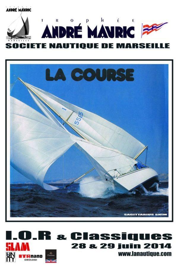 Trophée André Mauric 2014