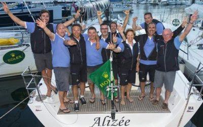 Alizée remporte la Giraglia !