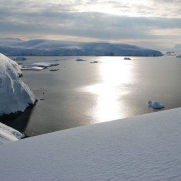 Wagalam dans l'Antarctique