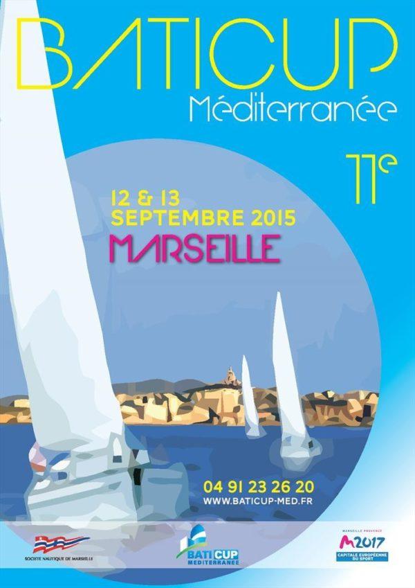 BATICUP Méditerranée 2015