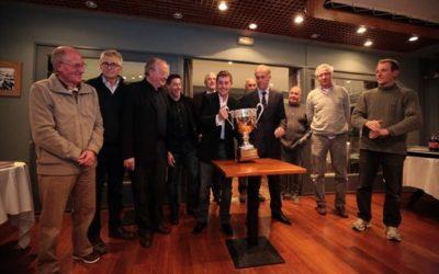 Soirée des champions à la Société nautique de Marseille