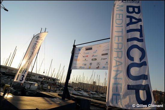 BATICUP Méditerranée 2012