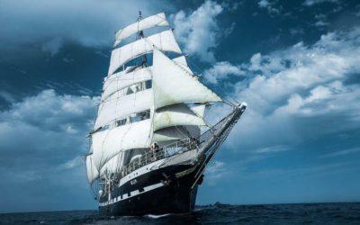 31/08/2018 : Le Belem débarque à Marseille venez l'accueillir