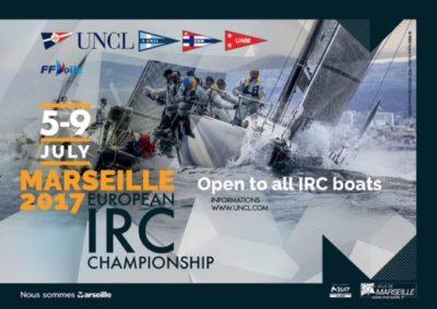 L'élite européenne de l'IRC s'annonce à Marseille !