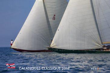 Calanques Classique 2018: La régate de tradition entre mer et terroir