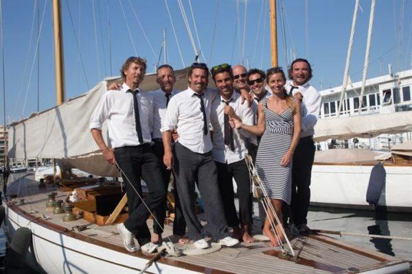 Vire-Vire Banque Populaire : Irene VIII, champion du Monde de la rade !