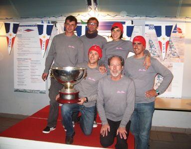 Dominique TIAN champion de France IRC 2009