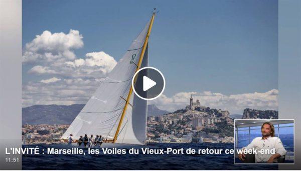 Interview de Pascal Borel, vice-président des Voiles du Vieux-Port