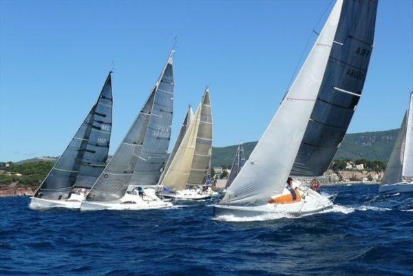 La Quadrasolo Méditerranée à Sanary sur mer, bon vent belle mer !