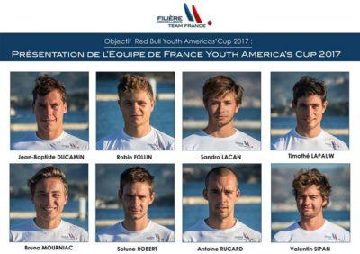 Sandro Lacan représentera la SNM aux Bermudes pour la Coupe de l'America des Jeunes !