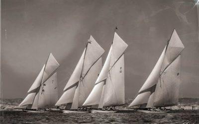Piérick, LE photographe du Yachting de Tradition de l'année !