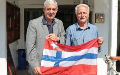 Raymond Lamberti prend en main la destinée  de la Société Nautique de Marseille!