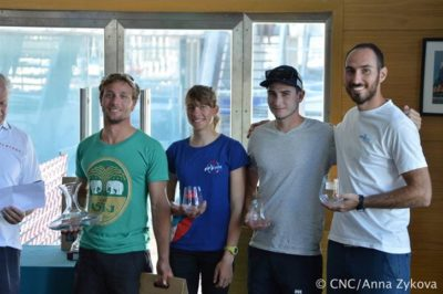 Un coureur de la Nautique en SB20 remporte le championnat national… portugais !