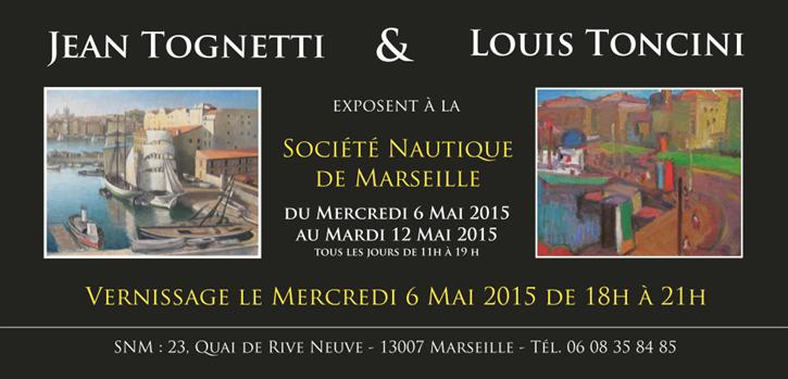 Exposition de Jean TOGNETTI et Louis TONCINI