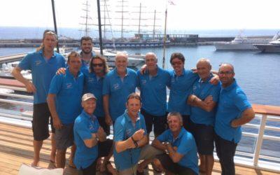 Tonnerre de Glen, un voilier de la Société Nautique de Marseille, remporte la Palerme Monte-Carlo !
