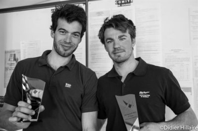 Figaro-mini Golfe 2016 : et deux belles 2es places pour la Nautique !