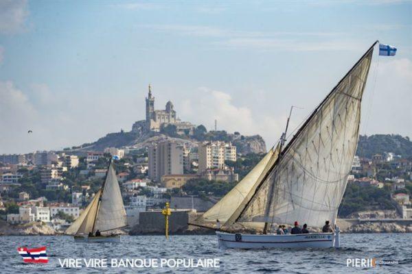 Le Vire Vire banque Populaire méditerranée : une belle régate pour clôturer l'année
