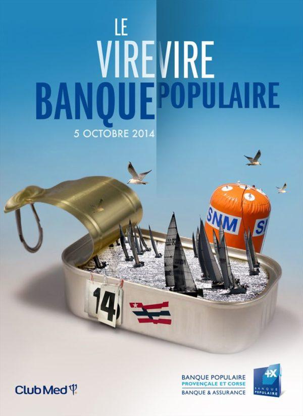Vire Vire Banque Populaire, grande fête de la voile !