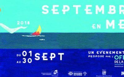 Animations Septembre en Mer à la Nautique