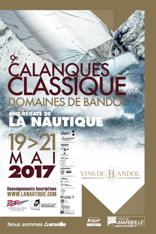 Calanques Classique Domaines de Bandol : la nouveauté de 2017 !