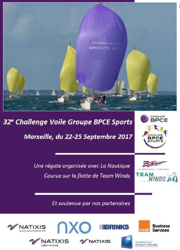 Challenge Voile BPCE 2017