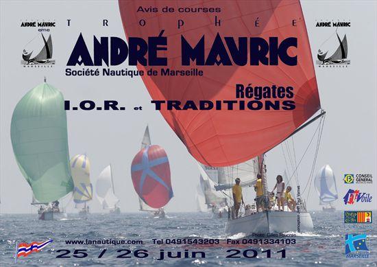 Trophée André Mauric 2011