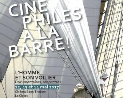 Cinéphiles à la barre – 12 au 14 mai à la Ciotat