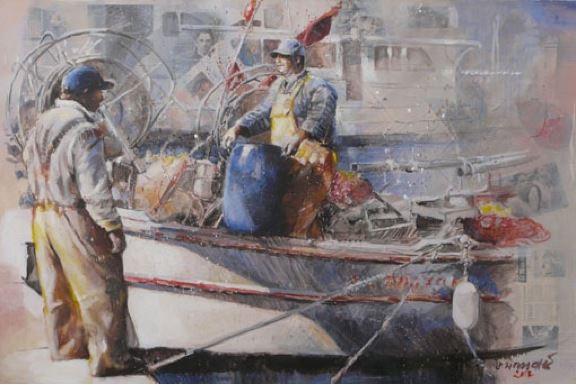 Exposition de Robert D'HOOSSCHE