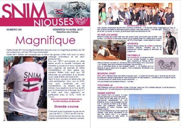 SNIMniouses : la gazette quotienne des pontons de la SNIM