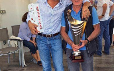 Laurent et Richard, les champions de la Nautique !