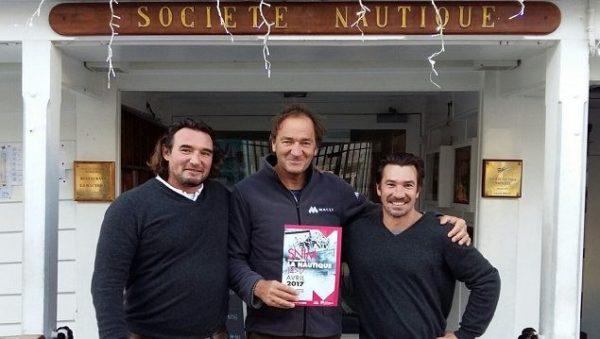 Après le Vendée Globe, la SNIM ! Bertrand de Broc premier inscrit à la SNIM 2017