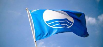 Le Pavillon Bleu flotte depuis deux ans sur la Nautique !