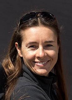 Ingrid PETITJEAN-BACKES - Société nautique de marseille SNM