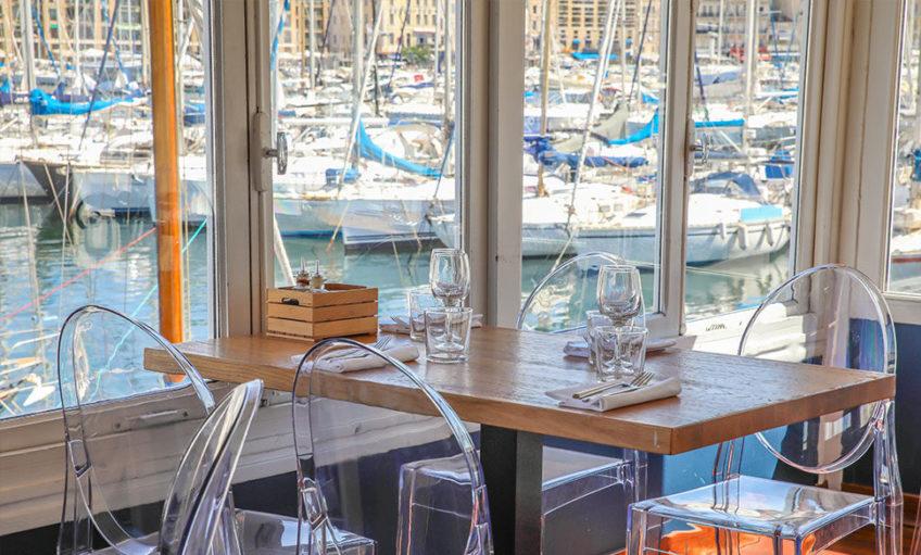 Restaurant La Nautique Marseille