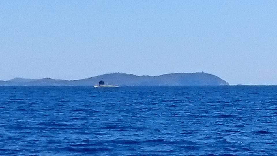 sous-marin quadrasolo