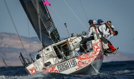 BOGATYR et son équipage russe remportent le prix RALF TECH / UNCL