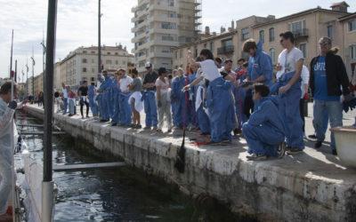 Grand nettoyage du Vieux Port samedi 19 octobre 2019