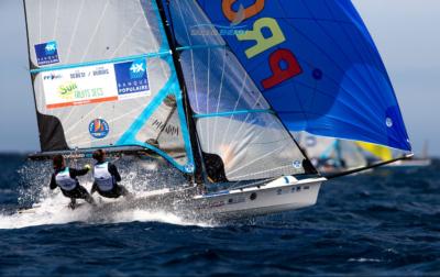 LILI SEBESI en direct de la coupe du monde de voile olympique à Marseille – 2 au 9 juin 2019