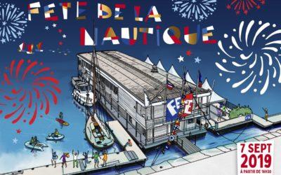 Fête de La Nautique le samedi 7 septembre 2019