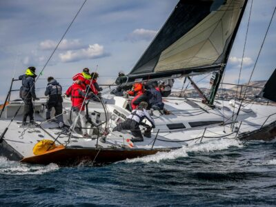 Adrénaline, du pôle course de la SNM, s'est classé 2è de la Palermo-Montecarlo 2021